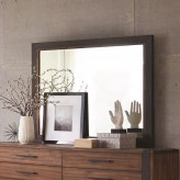 Ellison Bourbon Brown Mirror Available Online in Dallas Fort Worth Texas