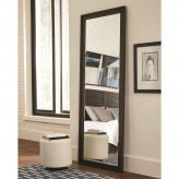 Coaster Matheson Graphite Floor Mirror Available Online in Dallas Fort Worth Texas