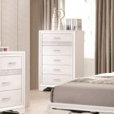 Miranda White Chest Available Online in Dallas Fort Worth Texas