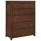 Artesia Dark Cocoa Chest Available Online in Dallas Fort Worth Texas