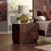 Coaster Gallagher Golden Brown Nightstand Available Online in Dallas Fort Worth Texas
