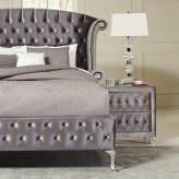 Coaster Deanna Grey Upholstered... Available Online in Dallas Fort Worth Texas