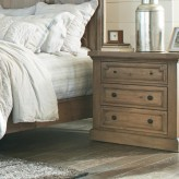 Florence Solid Pine 3 Drawer Night Stand Available Online in Dallas Fort Worth Texas