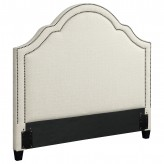 Coaster Cantillo Oatmeal Queen Headboard Available Online in Dallas Fort Worth Texas