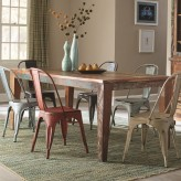 Coaster Keller Multi Color Dining Table Available Online in Dallas Fort Worth Texas