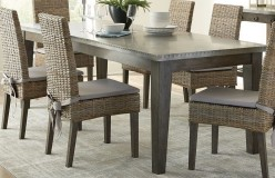 Coaster Davenport Aged Patina Rectangular Dining Table Available Online in Dallas Fort Worth Texas