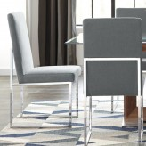 Jackson Grey Dining Chair Available Online in Dallas Fort Worth Texas