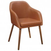 Coaster Scott Brown Dining Chair Available Online in Dallas Fort Worth Texas