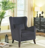 Coaster Samble Bark Gray Accent Chair Available Online in Dallas Fort Worth Texas