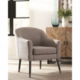 Sabalded Grey Accent Chair Available Online in Dallas Fort Worth Texas