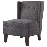 Coaster Sabalded Blue Accent Chair Available Online in Dallas Fort Worth Texas