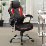 Coaster Maeve Black Office Chair Available Online in Dallas Fort Worth Texas