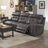 Coaster Trenton Dark Brown Motion Sofa Available Online in Dallas Fort Worth Texas