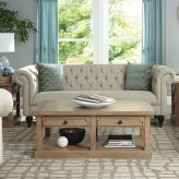 Coaster Donny Osmond Beige Sofa Available Online in Dallas Fort Worth Texas