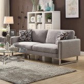 Coaster Stellan Grey Sofa Available Online in Dallas Fort Worth Texas