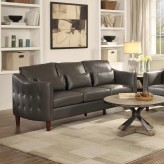 Coaster Braxten Grey Sofa Available Online in Dallas Fort Worth Texas