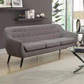 Coaster Dawson Grey Sofa Available Online in Dallas Fort Worth Texas
