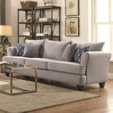 Coaster Hallstatt Flax Sofa Available Online in Dallas Fort Worth Texas
