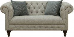 Coaster Donny Osmond Beige Loveseat Available Online in Dallas Fort Worth Texas
