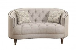 Avonlea Stone Grey Loveseat Available Online in Dallas Fort Worth Texas