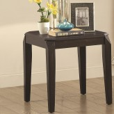 Coaster Florence Walnut End Table Available Online in Dallas Fort Worth Texas