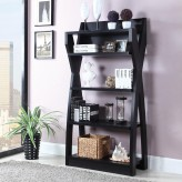 Coaster Zinnia Black Bookcase Available Online in Dallas Fort Worth Texas