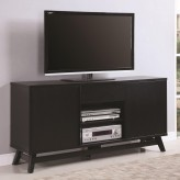 Coaster Newburgh Black TV Console Available Online in Dallas Fort Worth Texas