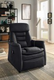 Homelegance Alta Dark Brown Power Lift Chair Available Online in Dallas Fort Worth Texas