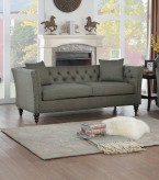 Homelegance Marceau Brownish Gray Sofa Available Online in Dallas Fort Worth Texas