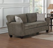 Homelegance Alain Gray Love Seat Available Online in Dallas Fort Worth Texas
