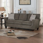 Homelegance Alain Gray Sofa Available Online in Dallas Fort Worth Texas