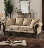 Homelegance Thibodaux Neutral Sofa Available Online in Dallas Fort Worth Texas