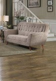 Homelegance Erath Sand Love Seat Available Online in Dallas Fort Worth Texas