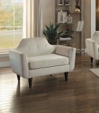 Homelegance Ajani Beige Chair Available Online in Dallas Fort Worth Texas