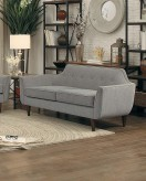 Homelegance Ajani Gray Love Seat Available Online in Dallas Fort Worth Texas