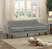 Homelegance Ajani Gray Sofa Available Online in Dallas Fort Worth Texas