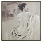 Florance Nude Wall Art Available Online in Dallas Fort Worth Texas
