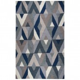 Coaster Scott Geometric Small Rug Available Online in Dallas Fort Worth Texas