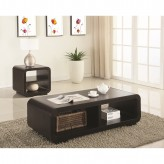 Coaster Mauve Cappuccino 2pc Coffee Table Set Available Online in Dallas Fort Worth Texas