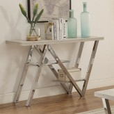 Coaster Quorra Gray Sofa Table Available Online in Dallas Fort Worth Texas