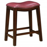 Coaster Rec Room Crimson Uphols... Available Online in Dallas Fort Worth Texas
