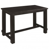 Coaster Jacinto Antique Black Bar Table Available Online in Dallas Fort Worth Texas