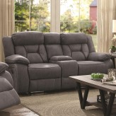 Houston Reclining Loveseat With Console Available Online in Dallas Fort Worth Texas