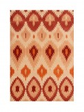 Znz Apricot Cream 8x10 Rug Hr-rec-5-8_co669-80 Available Online in Dallas Fort Worth Texas