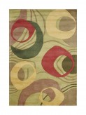 Znz Amber Green 5x8 Rug Hr-rec-5-8_ac22058 Available Online in Dallas Fort Worth Texas