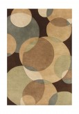 Znz Brown 8x10 Rug Hr-rec-5-8_ac20047-80 Available Online in Dallas Fort Worth Texas