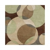Znz Brown 6 Ft Sq Rug Hr-rec-5-8_ac20047 Sq Available Online in Dallas Fort Worth Texas