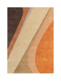 Znz Coca Brown 8x10 Rug Hr-rec-5-8_ac634-80 Available Online in Dallas Fort Worth Texas