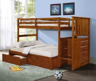 Donco Espresso Twin/Full Extension Kit and Under-Bed Drawers Available Online in Dallas Fort Worth Texas