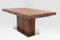 VIG Zenith Walnut Extendable Dining Table Available Online in Dallas Fort Worth Texas